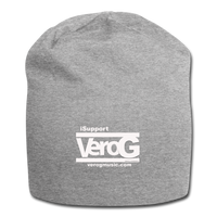 isupport Vero G Jersey Beanie - heather gray