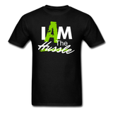 I AM THE HUSSLE T-Shirt - black