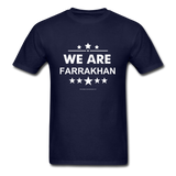 WE ARE FARRAKHAN T-Shirt - navy