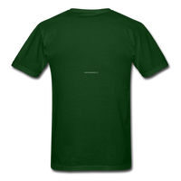 Take Em Up Town 2 The Polo Grounds  (DJ RON G) T-Shirt - forest green