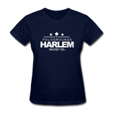 POLOGROUNDS HARLEM Women's T-Shirt - navy
