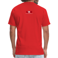 BACK BY 155 Dj Ron G T Shirt - red