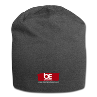 Be  ORIGINAL Jersey Beanie - charcoal gray
