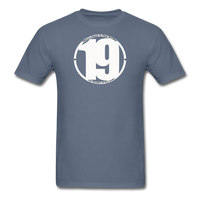 19 THERE'S POWER THAT NUMBER T-Shirt - denim