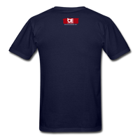 19 THERE'S POWER THAT NUMBER T-Shirt - navy
