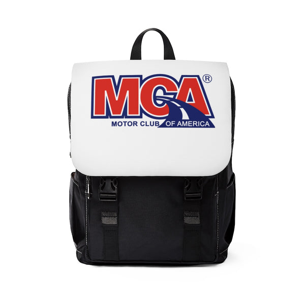 MCA Unisex Casual Shoulder Backpack