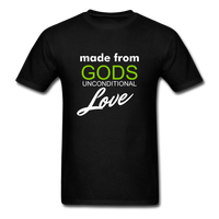 GODS UNCONDITIONAL LOVE T-Shirt - black