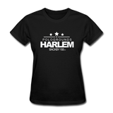 POLOGROUNDS HARLEM Women's T-Shirt - black
