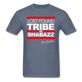 LOST TRIBE OF SHABAZZ T-Shirt - denim
