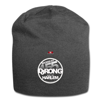BACK BY 155 DJ RON G Beanie - charcoal gray