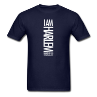 I AM HARLEM  T-Shirt - navy