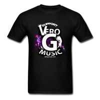 VERO G T SHIRT - black