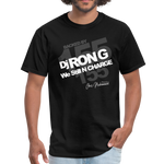 BACK BY 155 Dj Ron G T Shirt - black