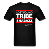 LOST TRIBE OF SHABAZZ T-Shirt - black