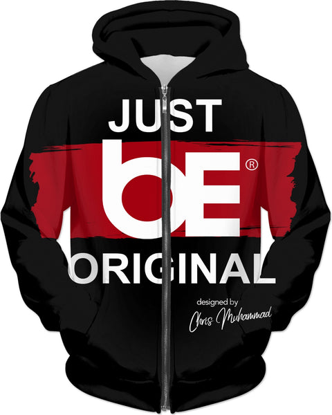 Just Be Original Hoodie