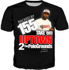 TAKE EM UPDOWN DJ RON G T SHIRT