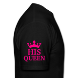 HIS QUEEN T-Shirt - black