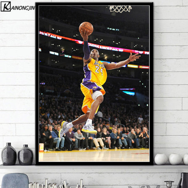 Kobe Bryant  Wall Picture