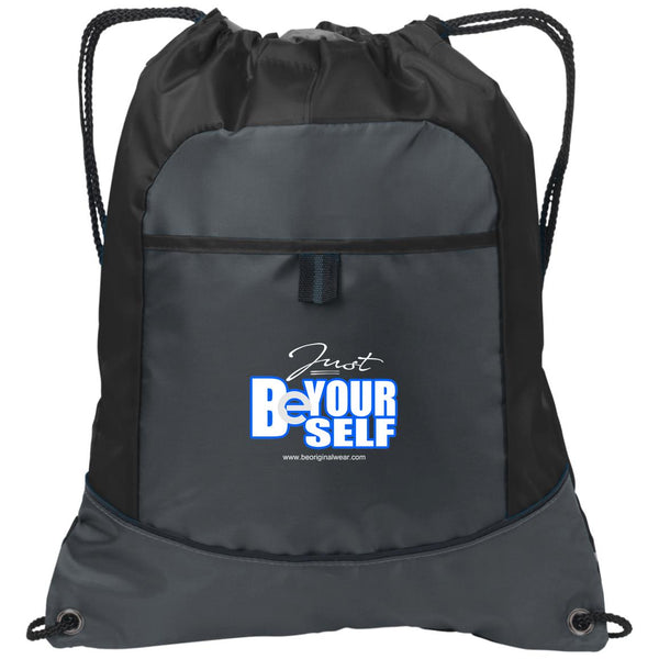 BE YOURSELF  Pocket Cinch Pack