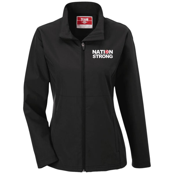 Nation Strong Womens Soft Shell Jacket