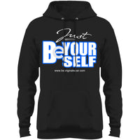 BE YOURSELF Fleece Pullover Hoodie