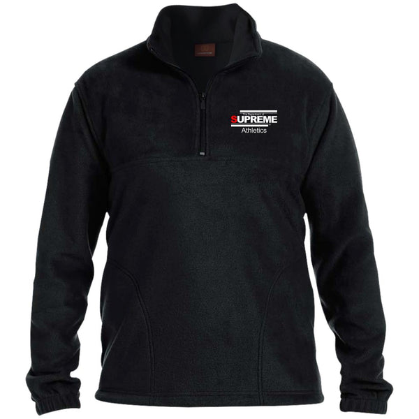 SUPREME ATHLETICS 1/4 Zip Fleece Pullover