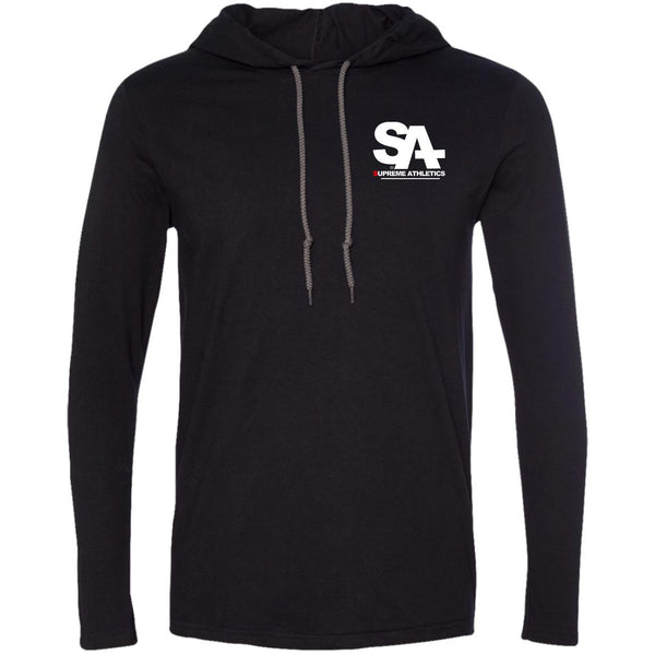 WOMENS SUPREME ATHLETICS T-Shirt Hoodie