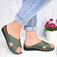 Woman Outdoor Cross Sandals