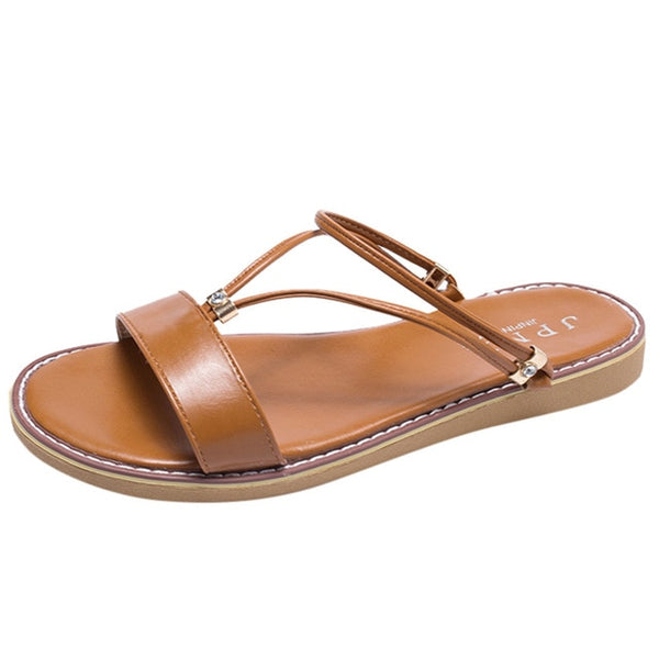 Women's  Casual Open Toe Slides