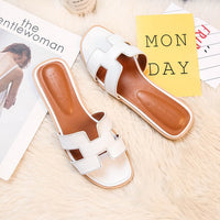 Women  cut out  Luxury sandals