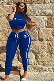 Champion Two-piece Pants Set
