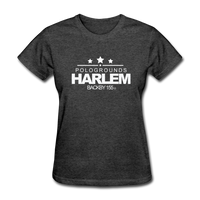 POLOGROUNDS HARLEM Women's T-Shirt - heather black