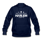 POLOGROUNDS HARLEM Women's Hoodie - navy
