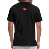 TAKE EM UPTOWN TO THE POLO GROUNDS (DJ RON G) T-Shirt - black