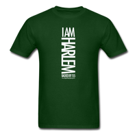 I AM HARLEM  T-Shirt - forest green