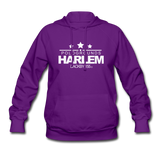 POLOGROUNDS HARLEM Women's Hoodie - purple