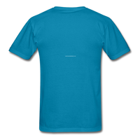 Take Em Up Town 2 The Polo Grounds  (DJ RON G) T-Shirt - turquoise