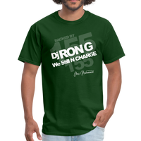 BACK BY 155 Dj Ron G T Shirt - forest green