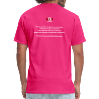 GET CIVILIZED T-Shirt - fuchsia