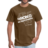 BACK BY 155 Dj Ron G T Shirt - brown