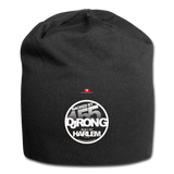 BACK BY 155 DJ RON G Beanie - black