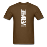 I AM HARLEM  T-Shirt - brown