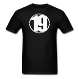 19 THERE'S POWER THAT NUMBER T-Shirt - black