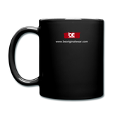 The Man The Message The Music  Color Mug - black
