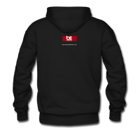 The Man The Message The Music  Premium Hoodie - black