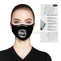 DJ Ron G Cloth Face Mask For Adults