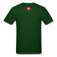19 THERE'S POWER THAT NUMBER T-Shirt - forest green