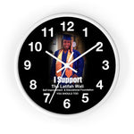 The Latifah Wali Scholarship Fund Wall clock