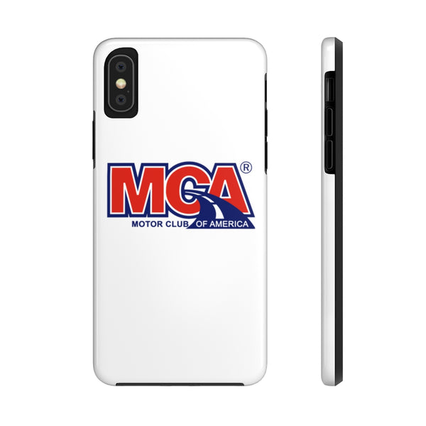 MCA Case Mate Tough Phone Cases