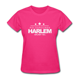 POLOGROUNDS HARLEM Women's T-Shirt - fuchsia